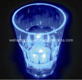 Promotion Gift LED Flashing Whiskey Cup/LED Wine Glass/LED Cup/Flashing Cup