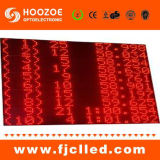 Indoor Single Red LED Message Display