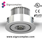 3W LED Downlight Manufacture Supply CE RoHS UL Down Light