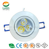 3W LED Ceiling Light 30 Degree LED Spot Light