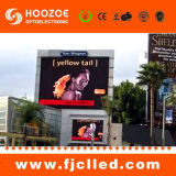 High Brightness Outdoor Full Color LED Display