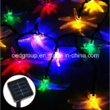 Solar Butterfly LED String Light, LED Holiday Lights