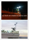 12W All in One Solar Garden Light with LED Lighting