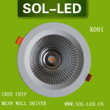 7W 12W 15W 20W 30W LED Down Light