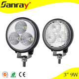 3inch 9W LED Work Light for Agricultural Machinery