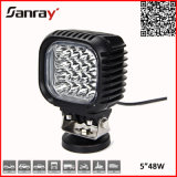 Truck Jeep UTV High Power 48W Square LED Work Light