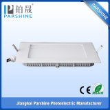 2 Years Warranty Ultra-Thin SMD2835 Recessed Light 3W LED Panel