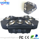 CREE Stage LED 9 *10W Moving Head White Effect Lights