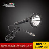 New 5'' 10W CREE LED Search Light for Car