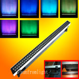 84PCS*3W 3in1 LED Wall Washer City Color Bar