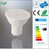 3W GU10 High Lumen CE RoHS 230V LED Spotlighting