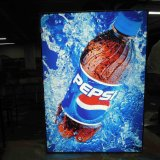 The New Pepsi Ads LED Light Box