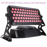 60X15W 4in1 5in1 6in1 Wall Washer LED Outdoor Light