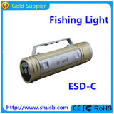 Rechargeable LED Underwater LED Fishing Light Night Fishing Light ESD-C LED