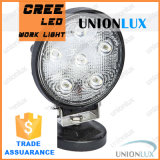 Waterproof LED Car Lamp LED Work Lights 18W for Truck