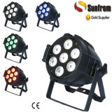 Indoor 7X10W RGBW 4in1 Disco LED PAR Light