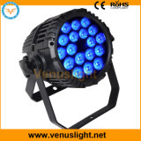 18X8w RGBW LED PAR Stage Light for Outdoor