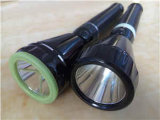 Rechargeable LED Aluminum Flashlight 2sc