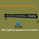 Alite Lighting 18*10W RGBW 4 in 1 Outdoor Linear LED Wall Washer Light IP65 LED Wall Bar Washer
