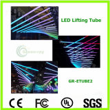 RGB LED Lifting Tube Stage Light Effect Light