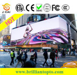 P10 Outdoor Waterproof Cabinet LED Video Display