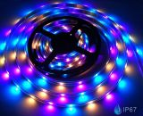 DC5V 32LEDs/M Aluminum Profile 5050 SMD LED Strip Light Ws2801
