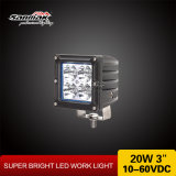 3'' 20W Waterproof Colorful Cover CREE LED Work Light Sm6203A