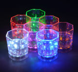 Customized Party Promotional Multi LED Flashing Cup with Light