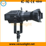 200W White LED Profile Spotlight for Theatres and Stages