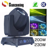 5r 200W Zoom Beam Moving Head Light
