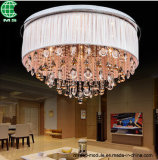 European Style Chrome Indoor Ceiling Crystal Chandelier
