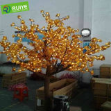 LED Peach Christmas Tree Light From Factory