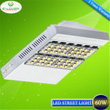 Highbrightness 60W LED Solar Street Light