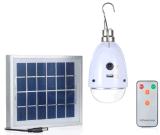 Lighting Solution Solar LED Light for Poor Electricity Area