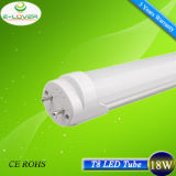 3years Warranty CE&RoHS SMD 2835 18W High Lumens 130lm/W T8 LED Tube Light (EL-T82EG)