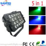 Waterproof Outdoor LED 20*15W 5in1 PAR Light