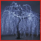 Fashion Style 2m 24V 85W Outdoor LED White Willow Tree Light with CE RoHS SGS