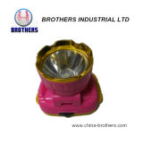 High Quality LED Plastic Battery Headlamp 370