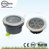 18W RGB LED Waterproof Fountains Light