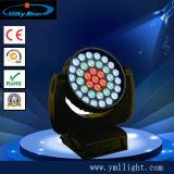 37*10W 4-in-1 LED Zoom&Beam&Wash Moving Head Light