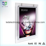 Acrylic Board Acrylic Sheet Crystal LED Light Box for Pictur Frame