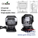 IP67 360 Degree Rotatable 50W CREE LED Search Light (BK-R02)