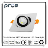360degree Adjustable LED Down Light for Ceiling Downlight 10W