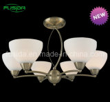 High Quality New Antique Glass Pendant Lamp/Chandelier (X-8102/6)