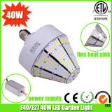 ETL Approved E40 4800lm 40W to 120W LED Courtyard Light