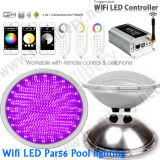 WiFi RGB Wireless Controller, 18W LED PAR56 Underwater, WiFi RGB LED PAR56 Light Bulb