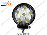 Hot Sale off Road 4inch 18W LED Work Light Aal-0118