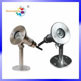 High Quality 1W Stainless Steel Underwater LED Light