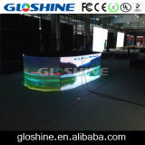 2015 New Indoor HD Lattice Fullcolor Arc LED Display
