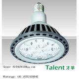 12W PAR38 Recessed Indoor LED Spotlight, Garden LED Light